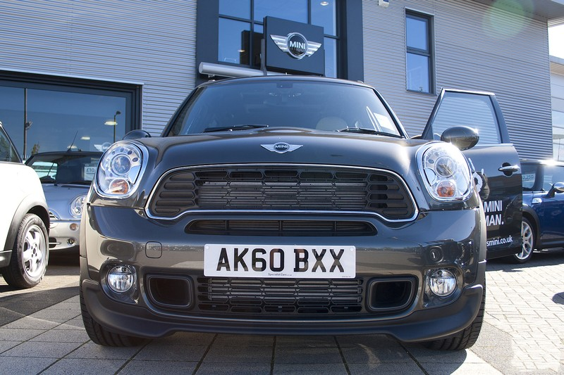 Specialist Cars Stevenage Mini Road Cars Steven R Gray